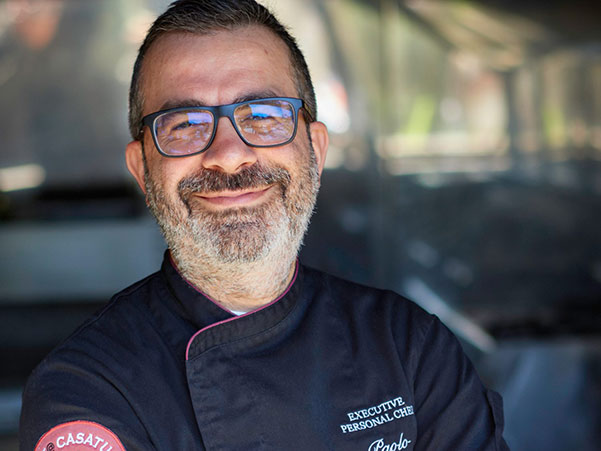 chef Paolo Terminiello